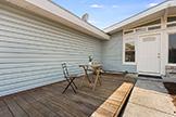 1187 Manzano Way, Sunnyvale 94089 - Front Door (A)