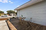 1187 Manzano Way, Sunnyvale 94089 - Front Door View (A)