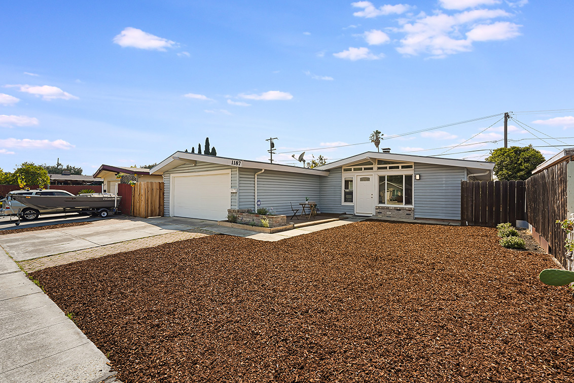 1187 Manzano Way - Sunnyvale Real Estate