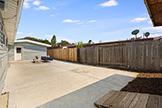 1187 Manzano Way, Sunnyvale 94089 - Patio (D)