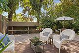670 San Antonio Rd 40, Palo Alto 94306 - Deck (A)