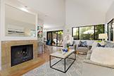 670 San Antonio Rd 40, Palo Alto 94306 - Living Room (A)