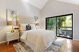 670 San Antonio Rd 40, Palo Alto 94306 - Master Bedroom (A)