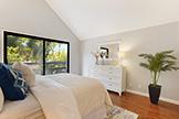670 San Antonio Rd 40, Palo Alto 94306 - Master Bedroom (B)