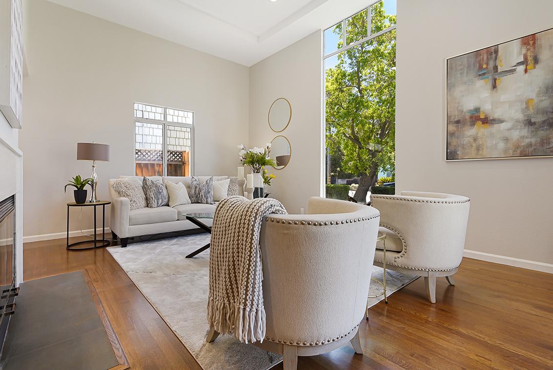 Living Room Bb  - 112 Sleeper Ave