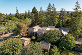 4102 Thain Way, Palo Alto 94306 - Aerial (B)