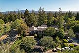 4102 Thain Way, Palo Alto 94306 - Aerial (C)
