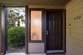 4102 Thain Way, Palo Alto 94306 - Entrance (A)
