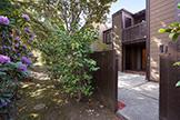 4102 Thain Way, Palo Alto 94306 - Entrance Path (A)