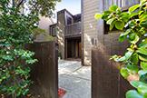 4102 Thain Way, Palo Alto 94306 - Entrance Path (B)