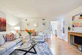 4102 Thain Way, Palo Alto 94306 - Living Room (C)
