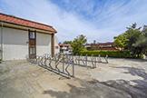 7285 Via Vico, San Jose 95129 - Bike Parking (A)