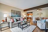 7285 Via Vico, San Jose 95129 - Living Room (A)