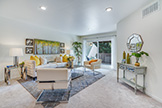 Living Room - 999 W Evelyn Ter 38, Sunnyvale 94086