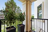 777 Walnut St 208, San Carlos 94070 - Balcony (A)