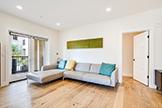 777 Walnut St 208, San Carlos 94070 - Living Room (B)
