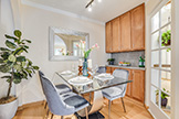 1122 Whipple Ave 14, Redwood City 94062 - Dining Room (A)