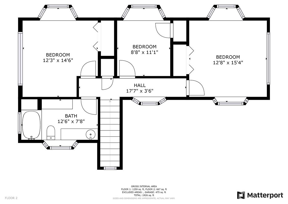 Floor Plan (B)