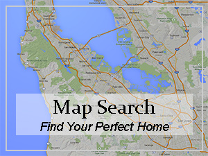 map search for Silicon Valley homes for sale