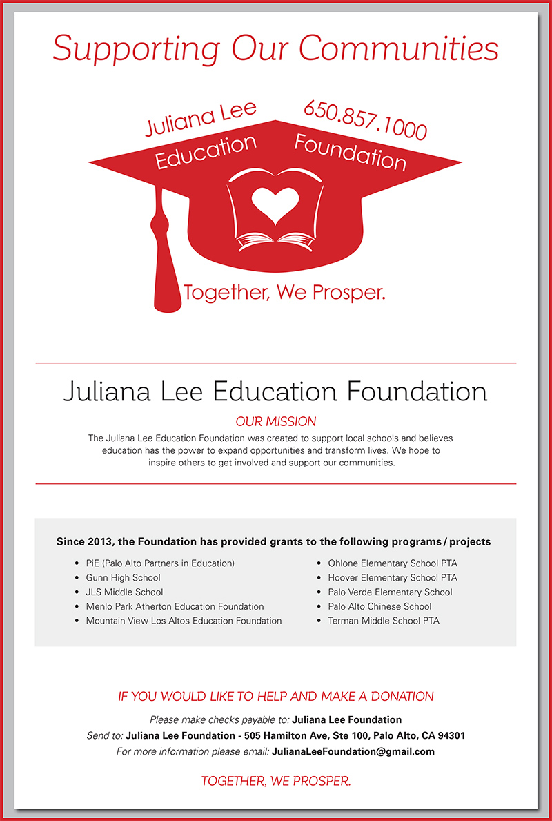 Juliana Lee Foundation for Public School Support